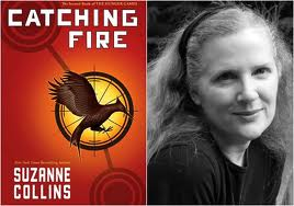 Cathing Fire Suzanner Collins