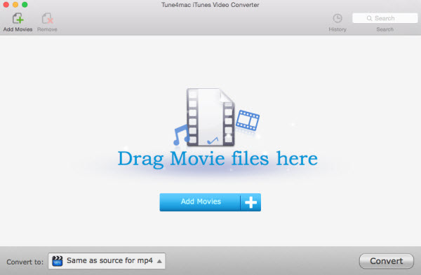 mac m4v converter, iTunes video converter