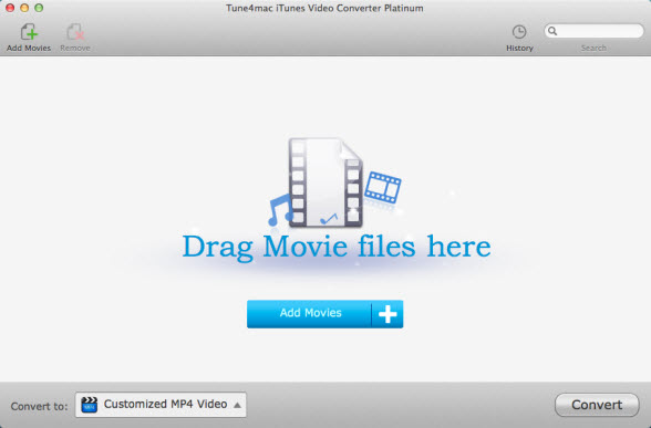 Convert DRM protected itunes M4V to mov,mp4