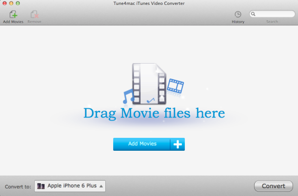 Convert iTunes M4V videos to plain mov,mp4