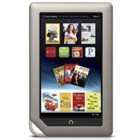 B&N nook tablet