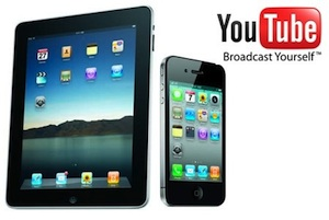 download and convert youtube to iPhone, ipad