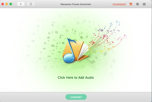 Screenshot of iTunes Apple Music Converter