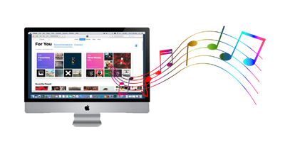 iTunes Apple Music Converter for Mac OS X - Convert M4P to