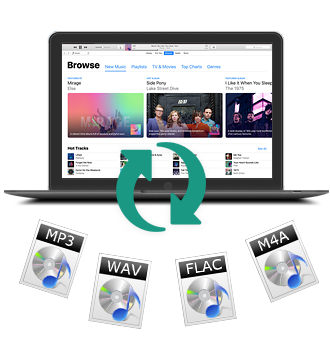 iTunes Apple Music Converter for Windows, convert any iTunes