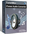音声変換ソフト--Tune4Mac Audio Converter for Mac