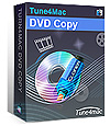 DVD コピーソフト--Tune4mac DVD Copy