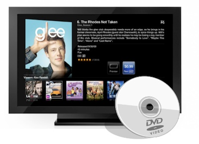 burn itunes movies to dvd
