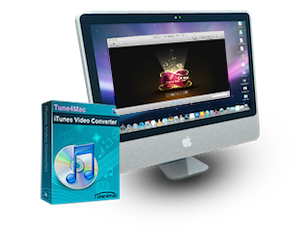 iTunes Video Converter for mac
