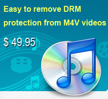 iTunes drm m4v video converter for Mac