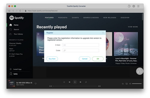 how to add spotify users