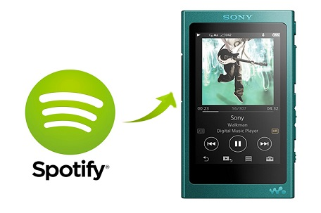 Transfer Spotify Music to Sony Walkman | Tune4Mac