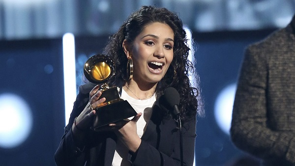 Best new artist: Alessia Cara