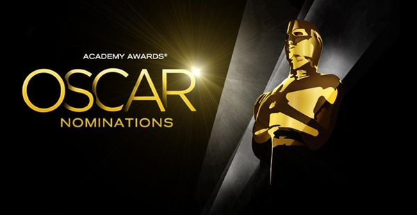 Nominations for 2013 Academy Awards