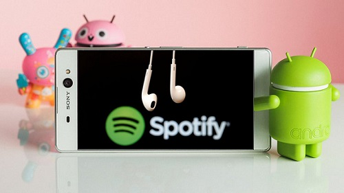 download music from spotify to Android phone