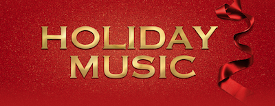 holiday music albums on iTunes