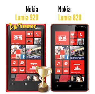 nokia lumia 920 winner