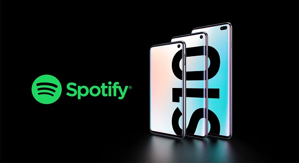 transfer spotify to samsung galaxy s10