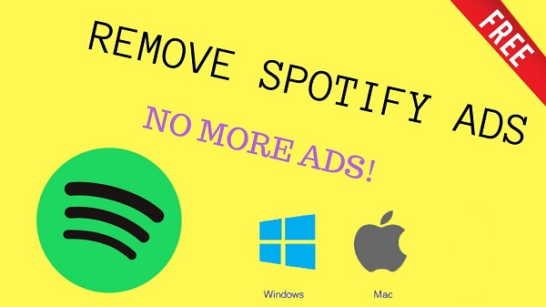 Remove Ads from Spotify Free