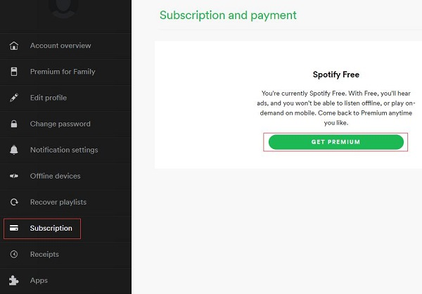 Stream Spotify Music for Free without ads | Tune4Mac