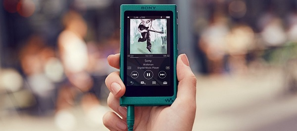Transfer iTunes songs to Sony Walkman MP3 player